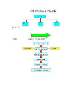 实验室生物安全工作流程.doc