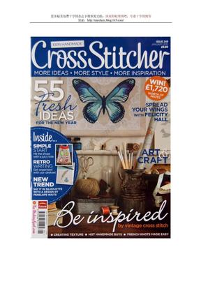 欧美十字绣杂志Cross Stitcher248 2012.doc