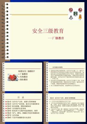 【呕血之作】化工企业安全三级教育课件.ppt