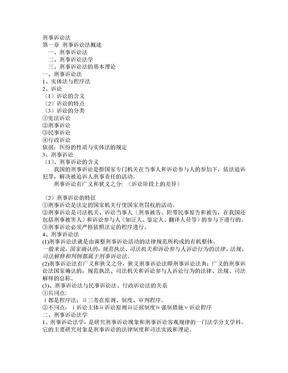 刑事诉讼法2010课件.doc