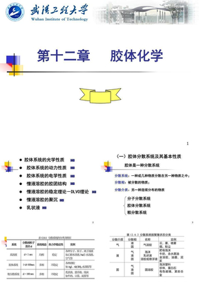 第十二章胶体化学.PPT