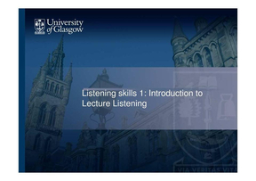 Listening skills 1 Intro to lecture listening.pdf