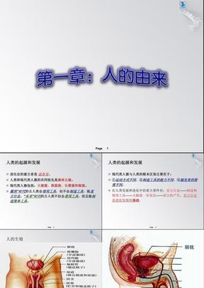 (新版)人教版七年级生物下册复习全套精华版优秀课件.ppt