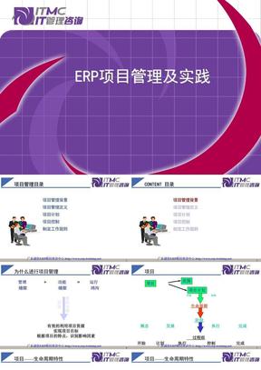 ERP项目管理及实践.ppt
