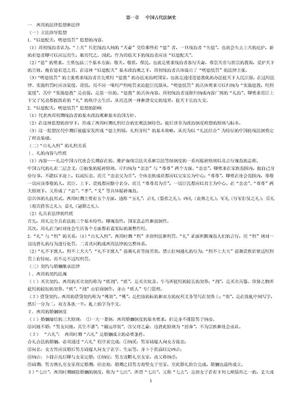 中国古代法制史(打印).doc