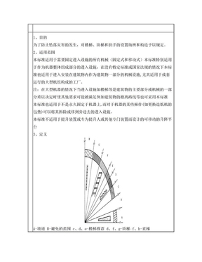 RJ-011 楼梯、阶梯和扶手安全技术标准.doc