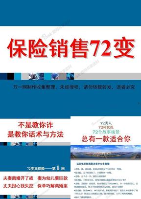 保险销售72变190页.ppt