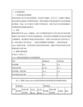 绿色食品中禁用的农药品种.doc