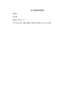 公司组织结构图.doc