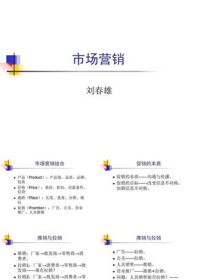 刘春雄-市场营销—促销.ppt