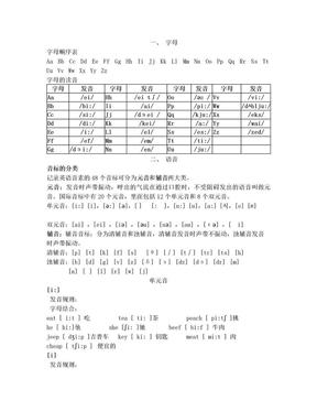 小学英语音标学习.doc