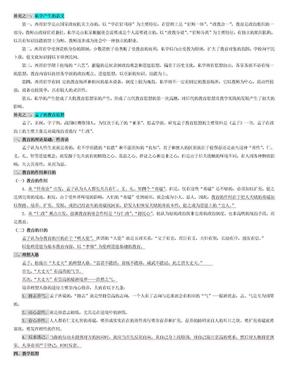 中国教育史补充笔记.doc
