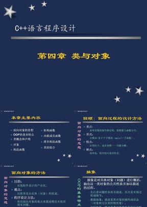 c++4语言程序设计(第四版.ppt