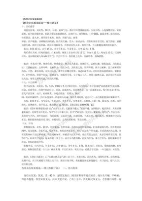 《伤寒名医验案精选》.doc