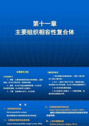 9.主要组织相容性复合体.ppt