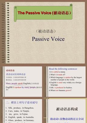 Passive_Voice被动语态ppt.ppt