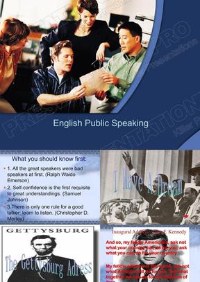 非常有价值的英语演讲课件1.ppt
