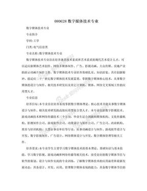 080628数字媒体技术专业.doc