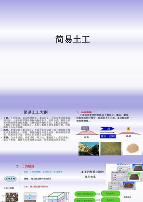简易土工知识讲座.ppt
