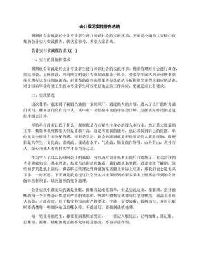 会计实习实践报告总结.docx