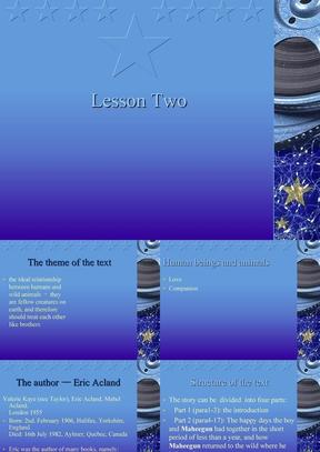 现代大学英语(精读)2--lesson2.ppt