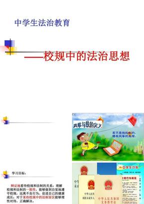法治教育课件(优质课).ppt
