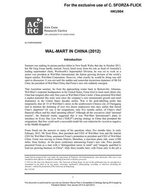 Walmart in China 2012.pdf