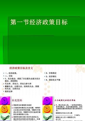 第十六章宏观经济政策实践.ppt