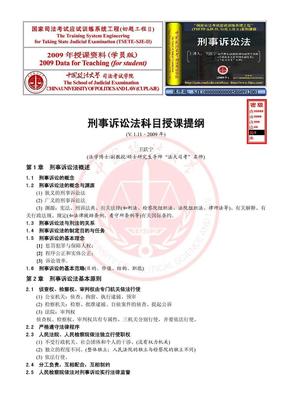 政法大学系统精讲班卫跃宁刑诉讲义.pdf