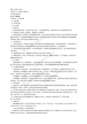 网络工程师学习笔记.doc