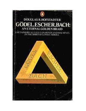 Godel Escher Bach - An Eternal Golden Braid.PDF