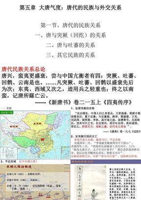 006唐代的民族与外交.ppt
