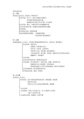 中西文化交流.doc