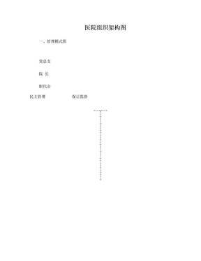 医院组织构架图.doc