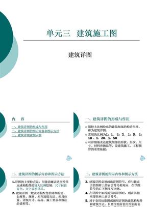 建筑识图_详图介绍.ppt