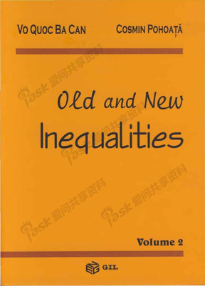 Old And New Inequalities - Volume 2- Chapter 1(1).pdf