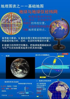 公开课-地球仪和经纬网.ppt