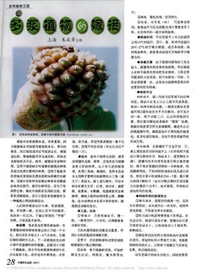 多浆植物的嫁接.pdf