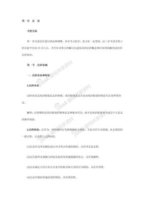 2012年经济法基础讲义.doc