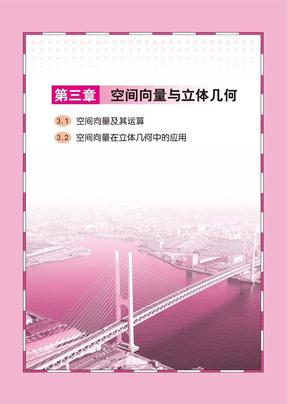 人教高中数学选修2-1电子课本.pdf
