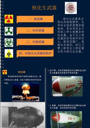 核生化武器.ppt