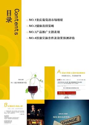 酒类媒体推广策划方案.ppt