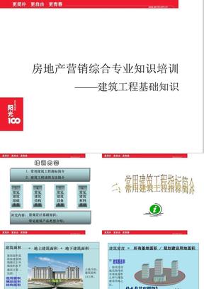 专业知识培训——建筑工程基础知识..ppt