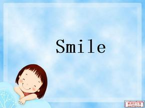 smile英语PPT.ppt.ppt