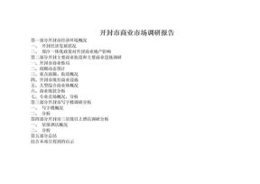 开封市商业市场分析.docx