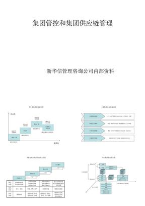 集团管控与集团供应链管理.ppt