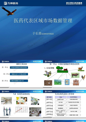 医药代表区域市场数据管理.ppt
