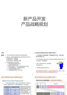新产品开发及产品战略规划.ppt