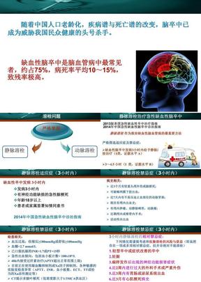 急性缺血性脑卒中的溶栓治疗.ppt
