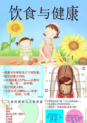小学生饮食与健康讲堂.ppt